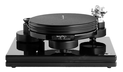 Turntables nottingham analogue studio for Motorized turntable heavy duty